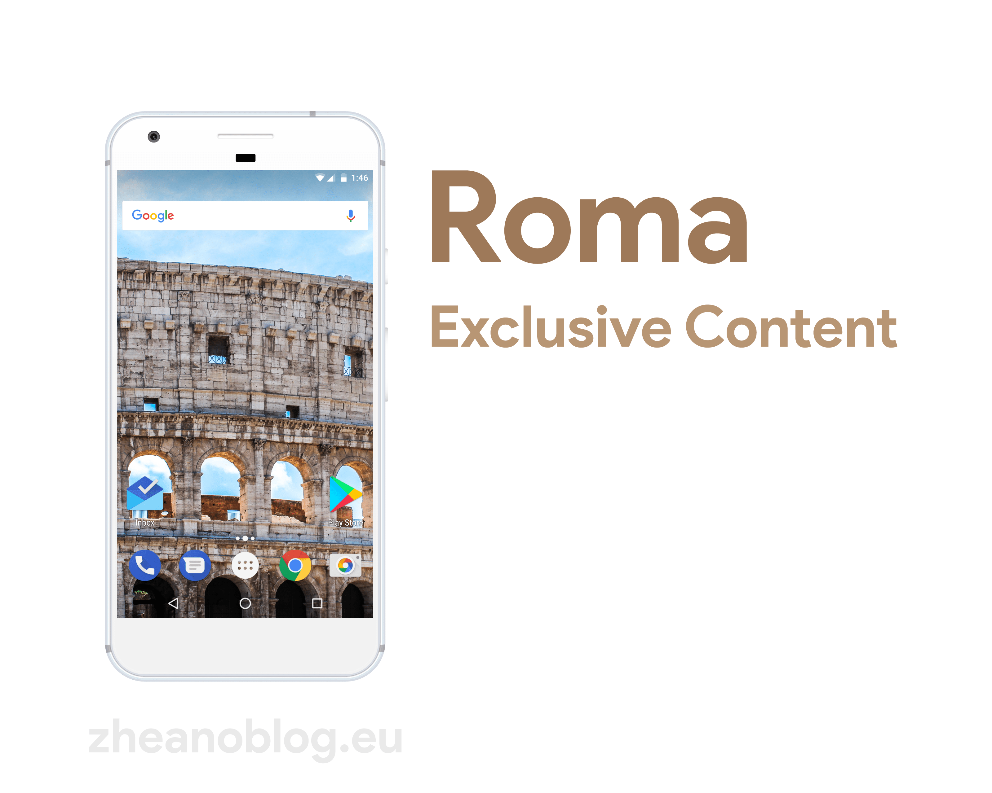 Roma Wallpaper Zheano Blog