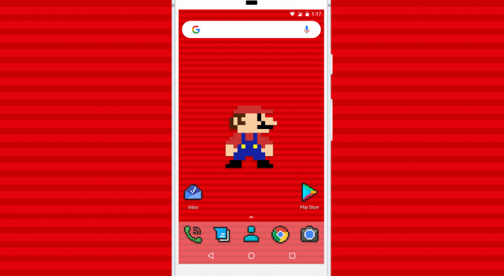 WSW: Super Mario Wallpapers