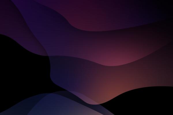iOS 13 True Dark Wallpapers