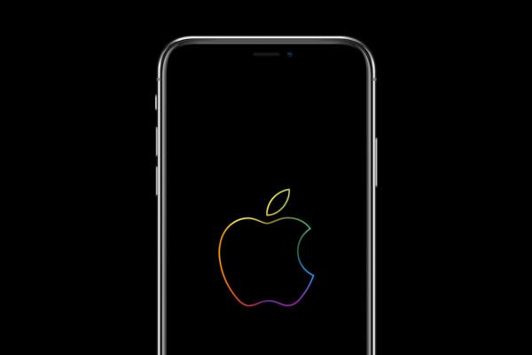 Apple Website Wallpaper