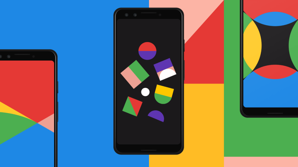 Google Paper Wallpapers