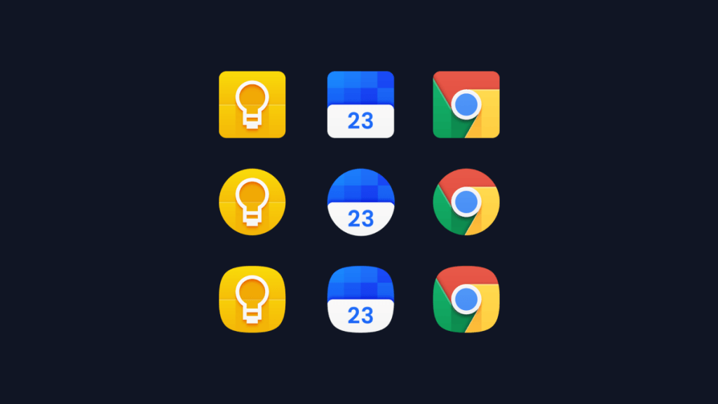 KAAIP Adaptive Icon Pack