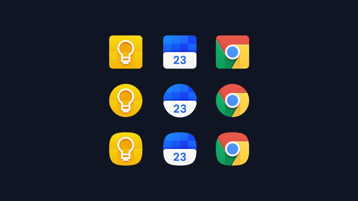 KAAIP Adaptive Icon Pack