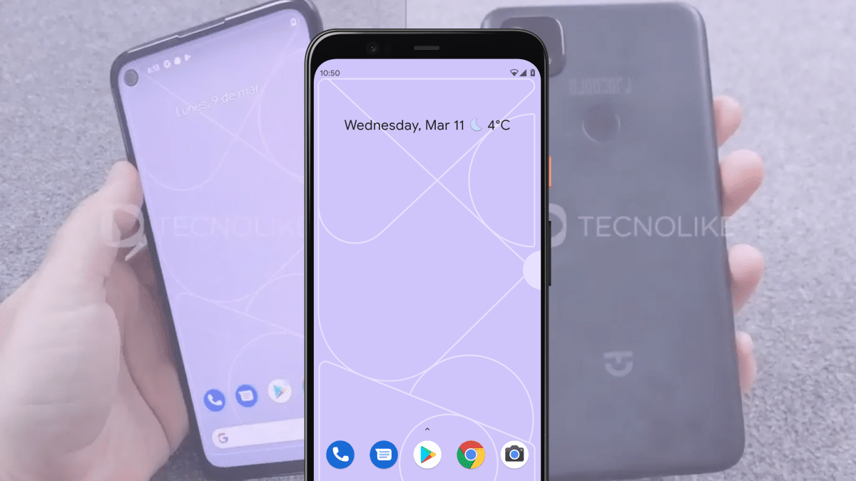 Pixel 4A Wallpapers