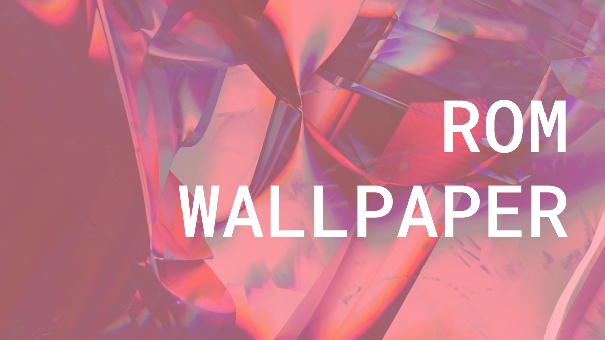 Best ROM Wallpapers From Paranoid Android