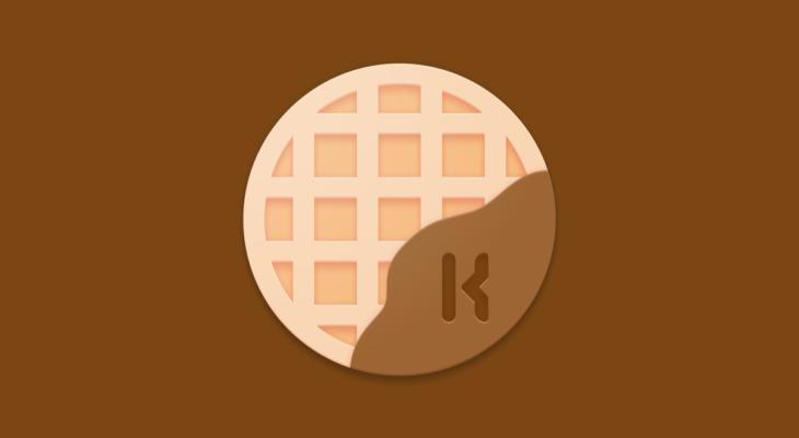 Home Sweet Home(screen) – Waffle KWGT