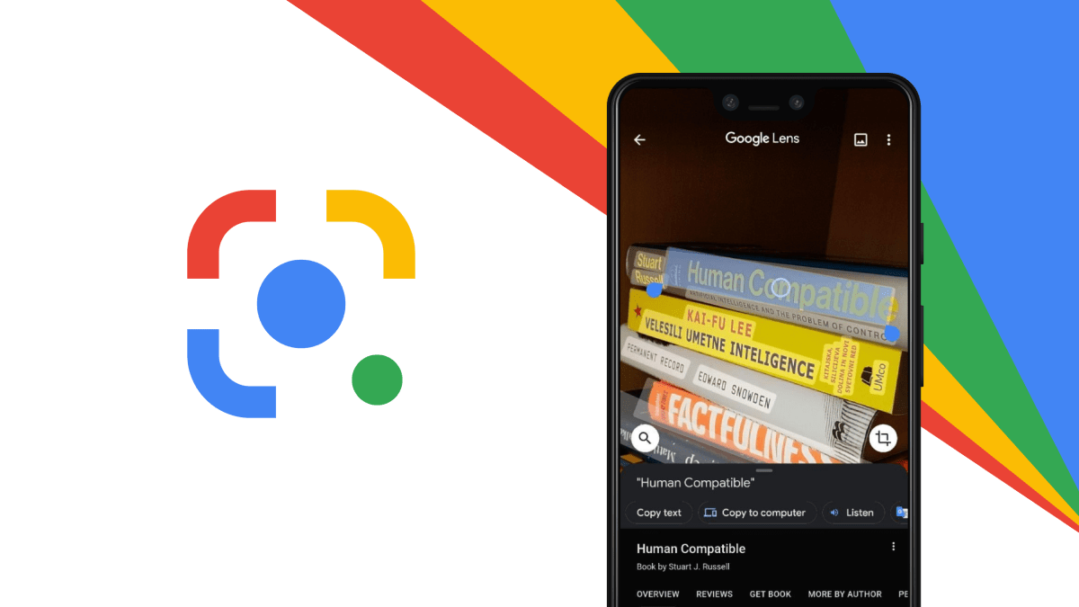 Copy From Smartphone, Paste On Computer Using Google Lens