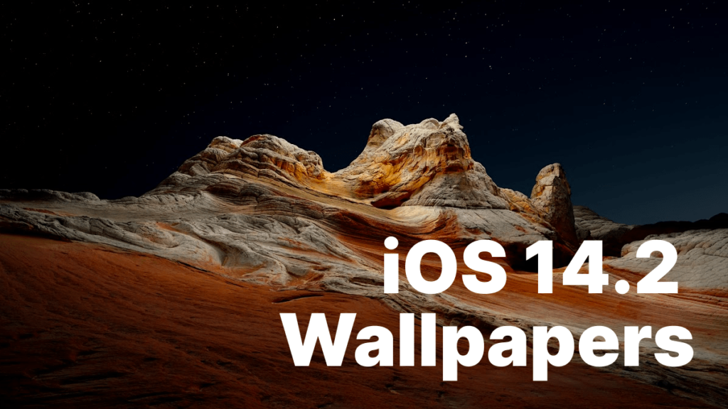 iOS 14.2 Beta 4 Adds New Dynamic Wallpapers