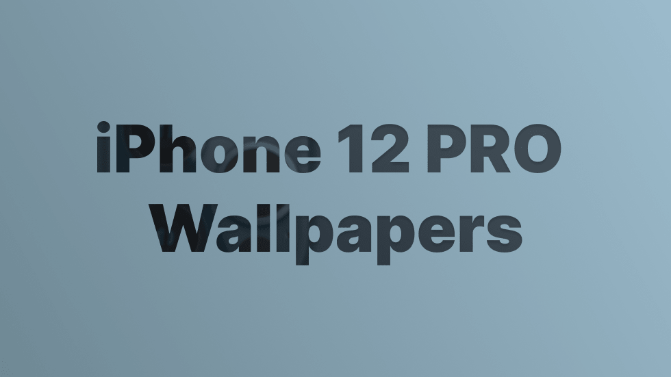 iPhone 12 PRO Wallpapers