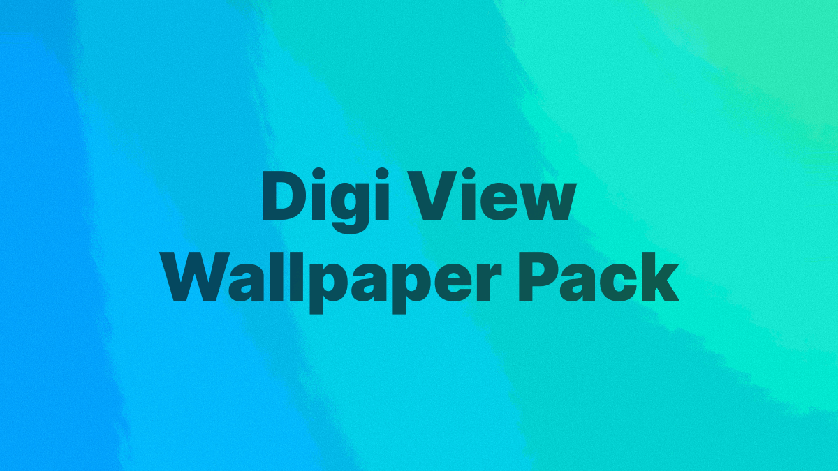 Digi View Wallpaper Pack
