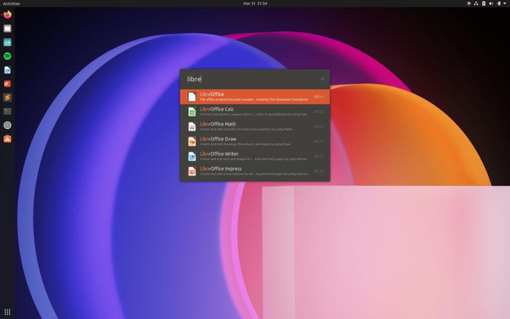 Ulauncher on Ubuntu Linux