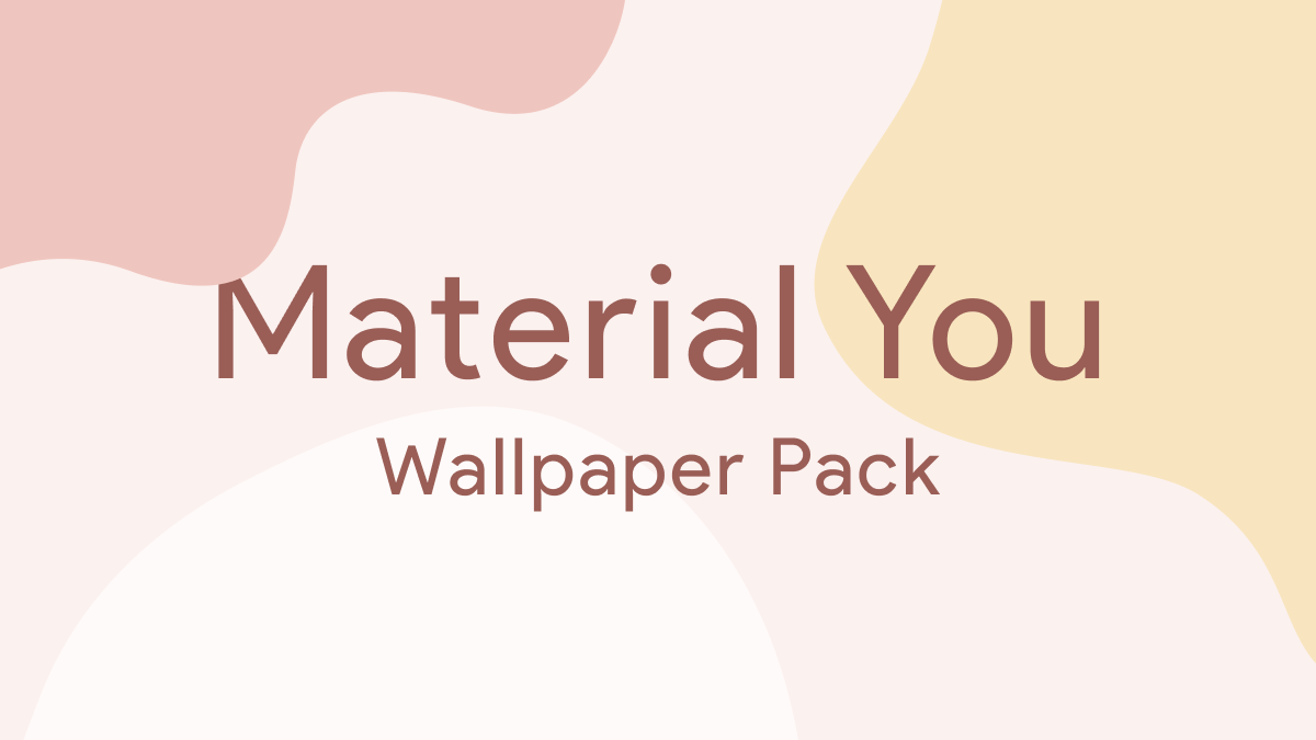 Material You Inspired Wallpapers