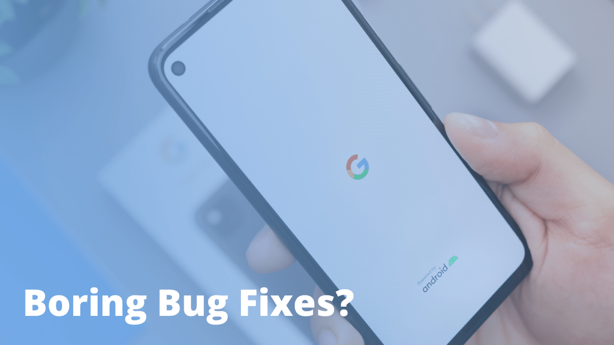 Bug Fixes And Performance Improvements