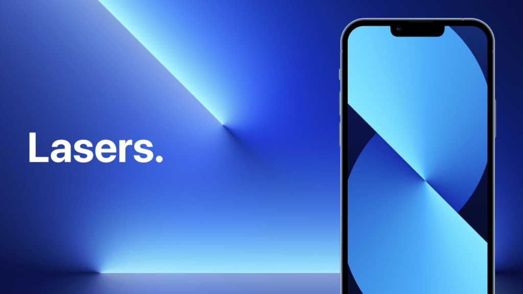 iPhone 13 Pro Color Wallpapers